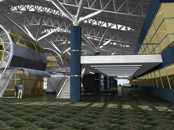 Proiectare Aeroport Iasi - S.P.A CONSULTING