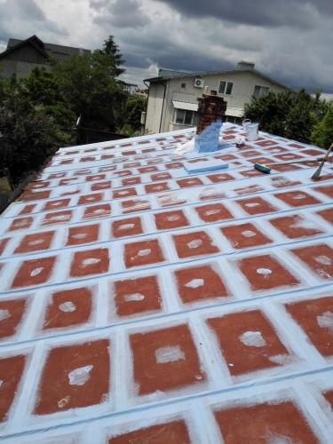 Realizare și montare acoperiș