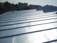 Recondiționare și conservare acoperișuri din tablă zincată