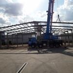 Extindere sală de sport 210 tone
