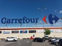 Lucrari lant magazine Carrefour