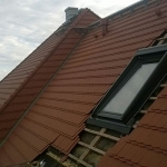 Montaj acoperiș