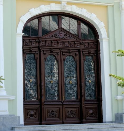 Ușă de intrate Vintage