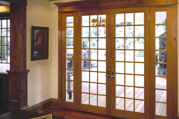 Ambient French Door