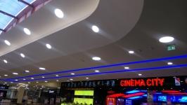 Executie instalatie electrica Shopping City Mall Timisoara