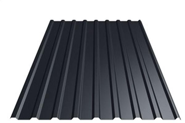 Tabla neagra zincata