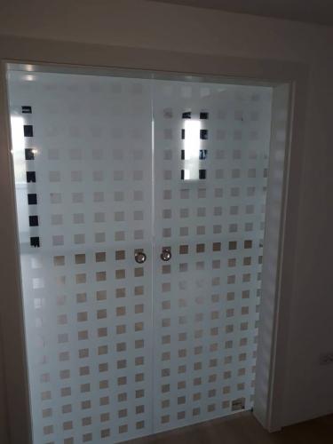 Usa porta door