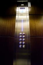 Sistem control ascensor