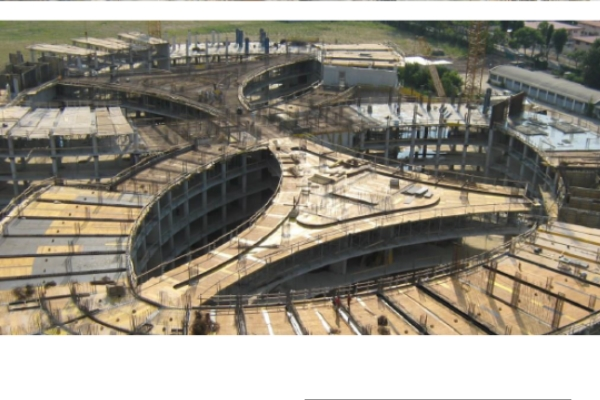 Constructii mall
