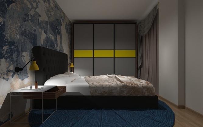 Mobilier dormitor Cyperus