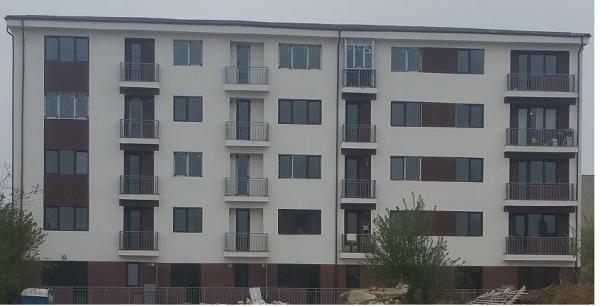 Bloc apartamente 4 etaje