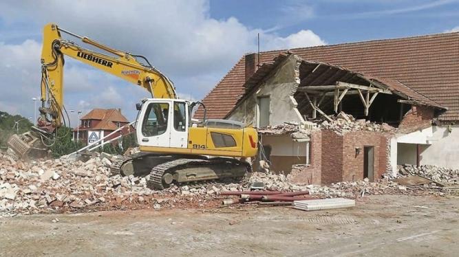 Demolări locuințe