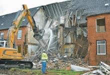 Demolări construcții civile