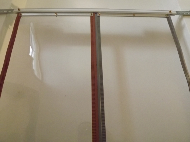 Perdele PVC MagneStripe