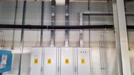 Instalatii electrice - hala de productie